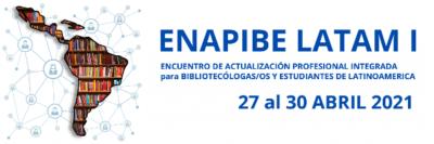 Logo ENAPIBE LATAM